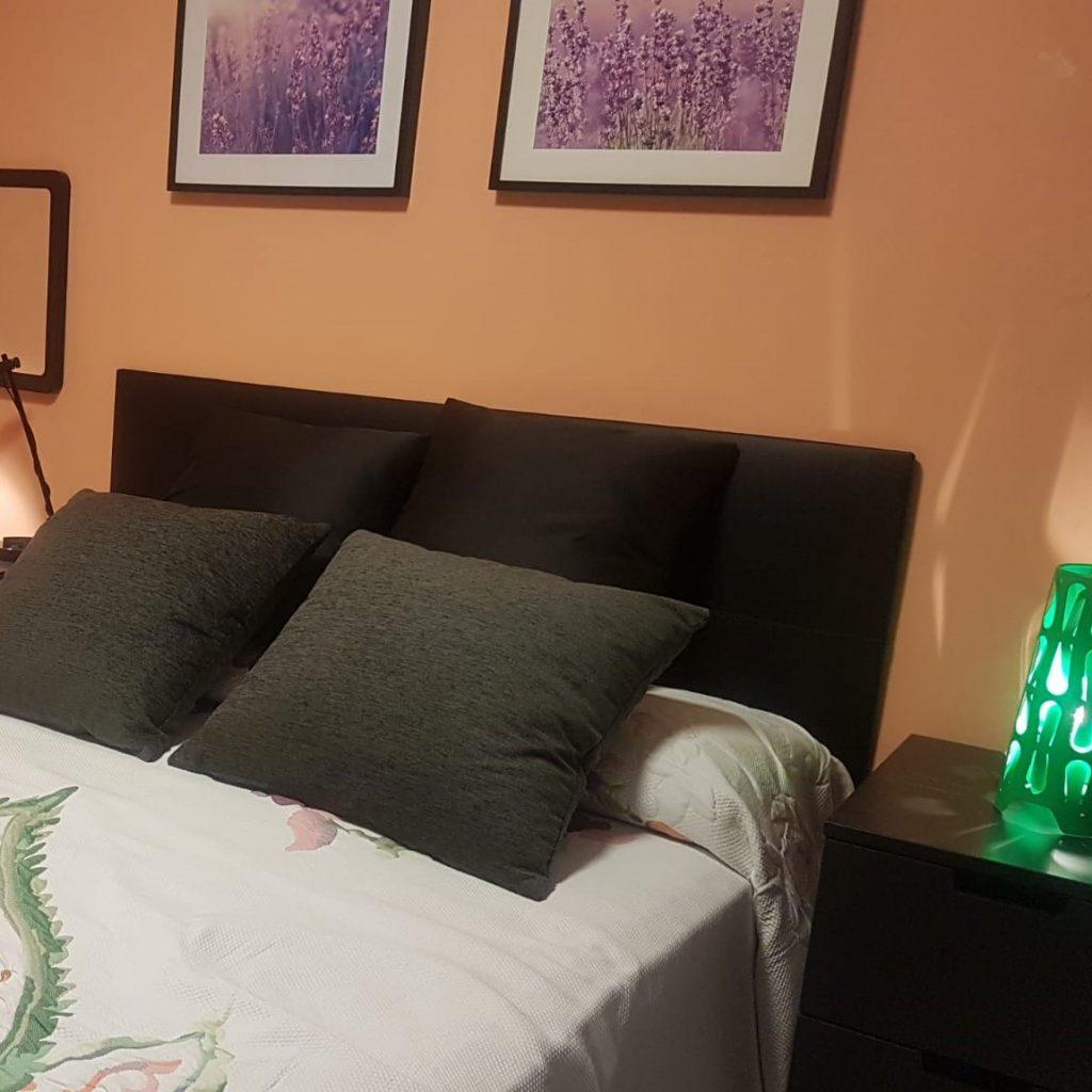 Dormitorio para ponentes