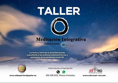 meditación integrativa